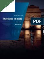 44961915 Investing in India October 2010