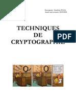 Techniques de Crypto