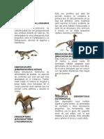 dinosaurios verduras