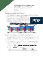 Philippine Population Surpassed the 100 Million Mark.docx