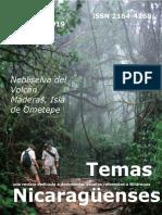 Revista de Temas Nicaragüenses No. 139