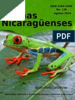Revista de Temas Nicaragüenses No. 136