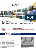 PEACH Vs FG or FT Filter Elements Presentation