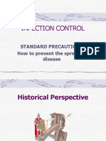 Infection Control Power Point Presentation