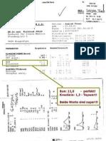 Blut- Und Nierenwerte - Dr. Perne - 30.11.2010