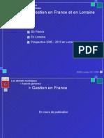 Menu - Gestion France Et Lorraine