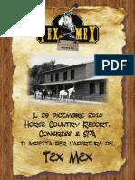 Resort in Sardegna Apertura Villaggio Western