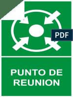 PUNTO DE REUNION