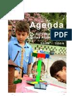 AGENDAANDRESOARES2008-2009
