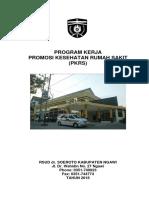 PROGRAM KERJA PKRS 2019
