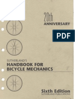 Sutherland s Handbook for Bicycle Mechanics 6th Edition