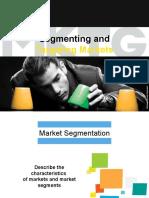 Segmenting, Targeting & Positioning