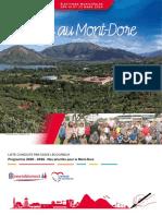 Programme Vivre Au Mont-Dore - Lecourieux