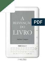 COLEÇÃO ANTÔNIO CAMPOS. A reinvenção do livro, Antônio Campos