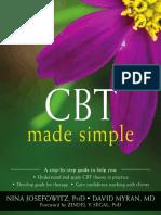 Cbt Made Simple, 1e [PDF]
