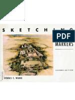 Thomas C. Wang - Sketching With Markers (1)