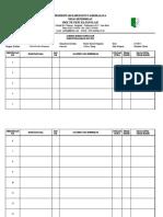 Daftar Nilai Kls 10 KI 1,2,3 semestr 1