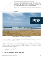 14 Places to Visit in Mangalore (2020) Tourist Places, Things to Do - FabHotels.pdf