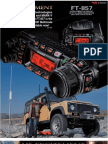FT 857 Brochure