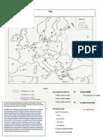 carte europe 45