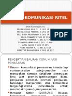 BAURAN KOMUNIKASI RITEL