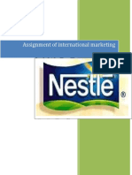 About Nestle Final