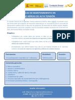 _Normativa y aspectos fundamentales de mantenimiento en líneas de Alta Tensión_completa