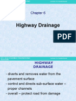 Chapter 6 - Drainage System