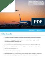 Informe Mensual - ANAC Febrero 2020