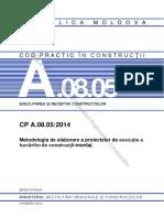 CP-A-08-05-2014 Metodologia de elaborare a proiectelor de execuție a lucrărilor de construcţii-montaj.pdf