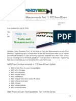 pinoybix.org-MCQ in Tests and Measurements Part 1  ECE Board Exam