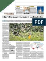 El Problema Del Dengue y Las Langostas