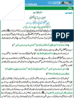Masla e Shaf'at by Dr Israr Ahmed
