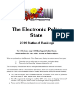 Electronic Police States