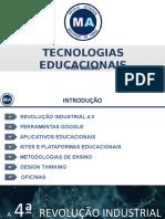 Tecnologias aplicadas à educação.pptx