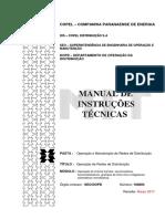 MANUAL DE INSTRUÇÕES TÉCNICAS