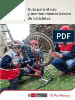 Guia Mantenimiento de bicicletas