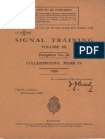 Fullerphone Mk IV - 1939 (STV3 P21)