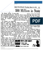 News Article Omaha World-Herald Published as Omaha World-Herald. March 12 1970 p13