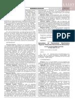 Resolución Administrativa N° 082-2020-CE-PJ