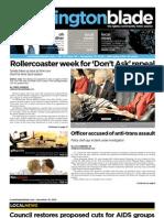 washingtonblade.com - vol. 41, issue 50 - december 10, 2010