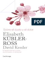 Sobre el duelo y el dolor - Elisabeth Kübler-Ross & David Kessler