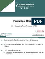 08 - Le protocole Spanning Tree