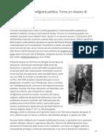 centrostudilaruna.it-Comunismo una religione politica Torna un classico di Berdjaev