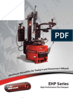 John Bean Ehp Series Tire Changers