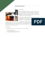 CLASIFICACION DE LAS OCUPACIONES SEGUN NFPA 13