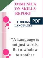 Communication Skills Report1