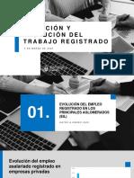 Reporte Laboral Marzo 2020  -Ministerio de Trabajo