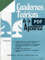 Revista Cuadernos Teoricos N 26