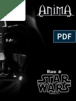 Razas de Star War 0-4